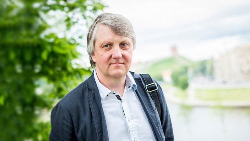 Arch. prof. Gintaras Čaikauskas. SA.lt archyvo nuotr.