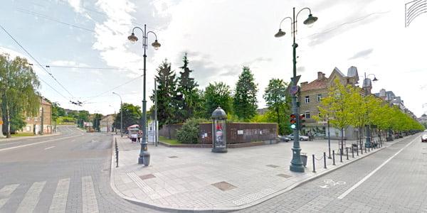 """Google Street View"" nuotr."