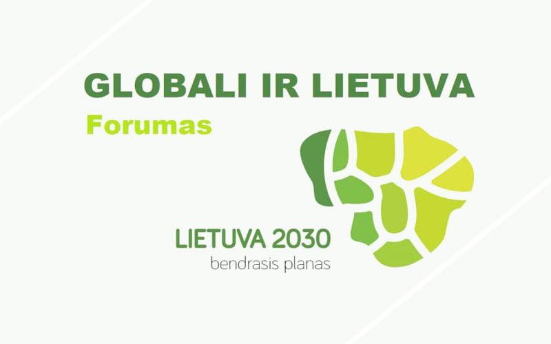 """Globali ir Lietuva"""