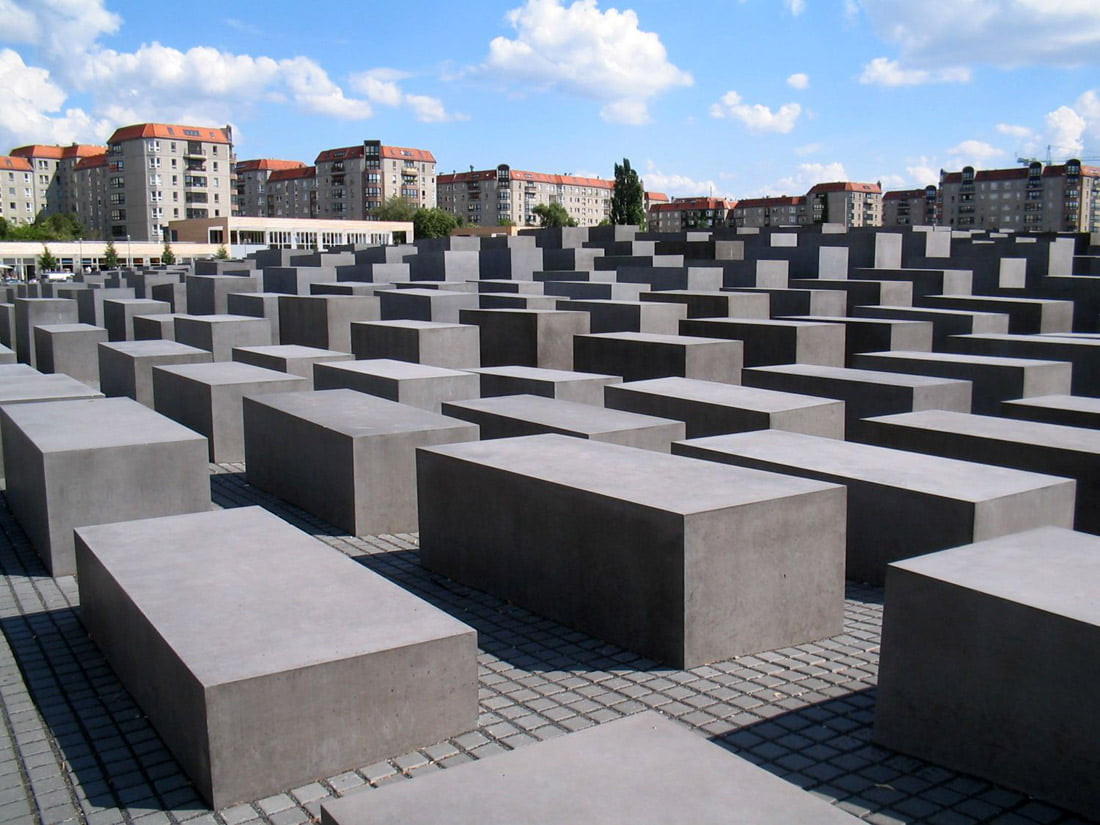 Peterio Eisenmano holokausto memorialas. K. Weisser nuotr.