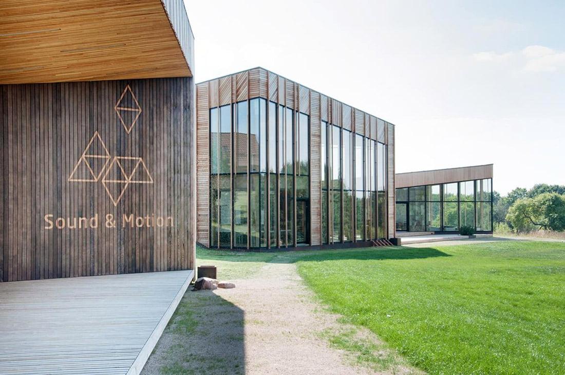 """Kūrybos centras """"inTegra House"""" (projekto autoriai – Lijana Petrikėnė, Džiugas Kisielius, Ignas Lukauskas). SA archyvo nuotr."""