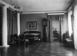 5 pav. J. Bułhako buto ir fotostudijos interjeras, fot. J. Bułhakas, 1912–1913 m.