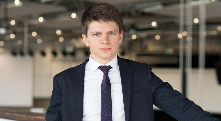 """Justinas Bortkevičius. """"Litexpo"""" nuotr."""