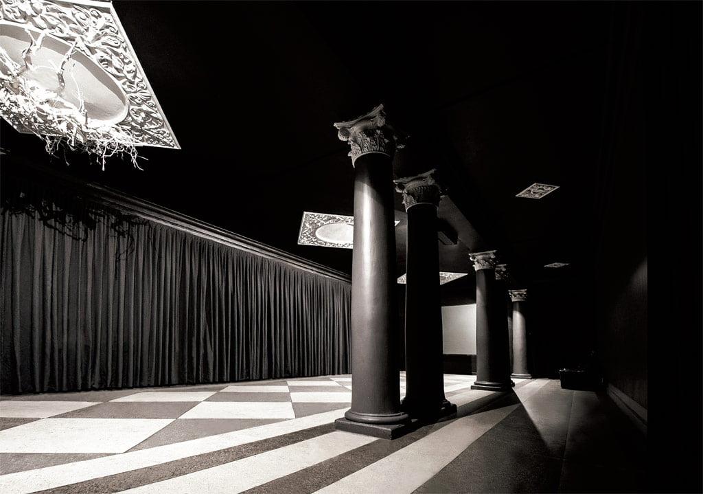 Kultūros baro erdvės pritaikytos tam, kad jas būtų galima modifikuoti. Tomos Kaliukevičiūtės nuotr.