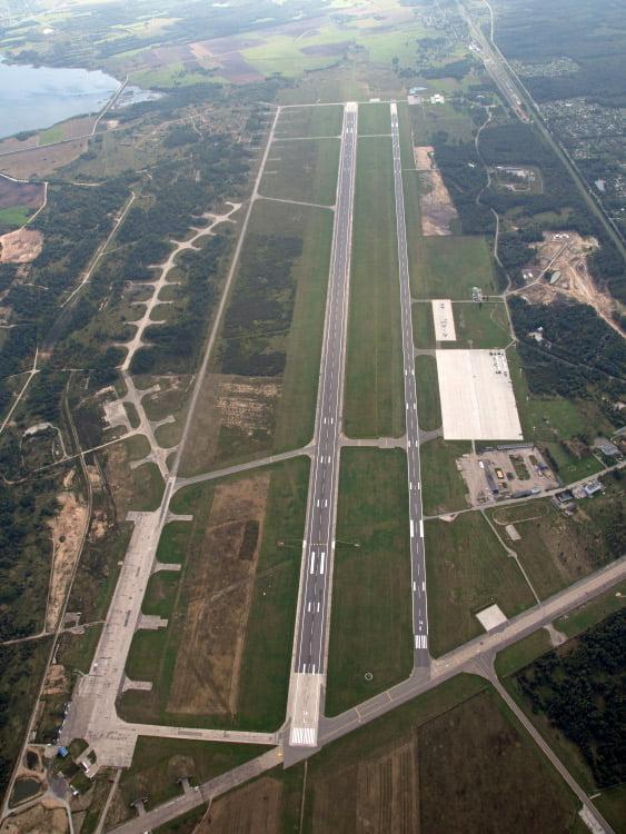 kam oro uostas