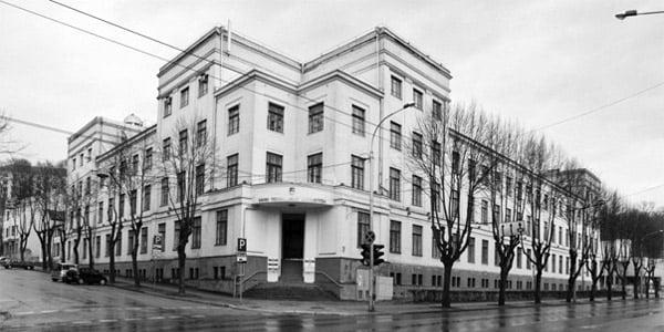 Kauno tarpukario architektūra (Gintaro Česonio nuotr.)