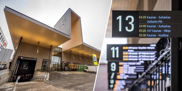 Kauno miesto autobusų stotis