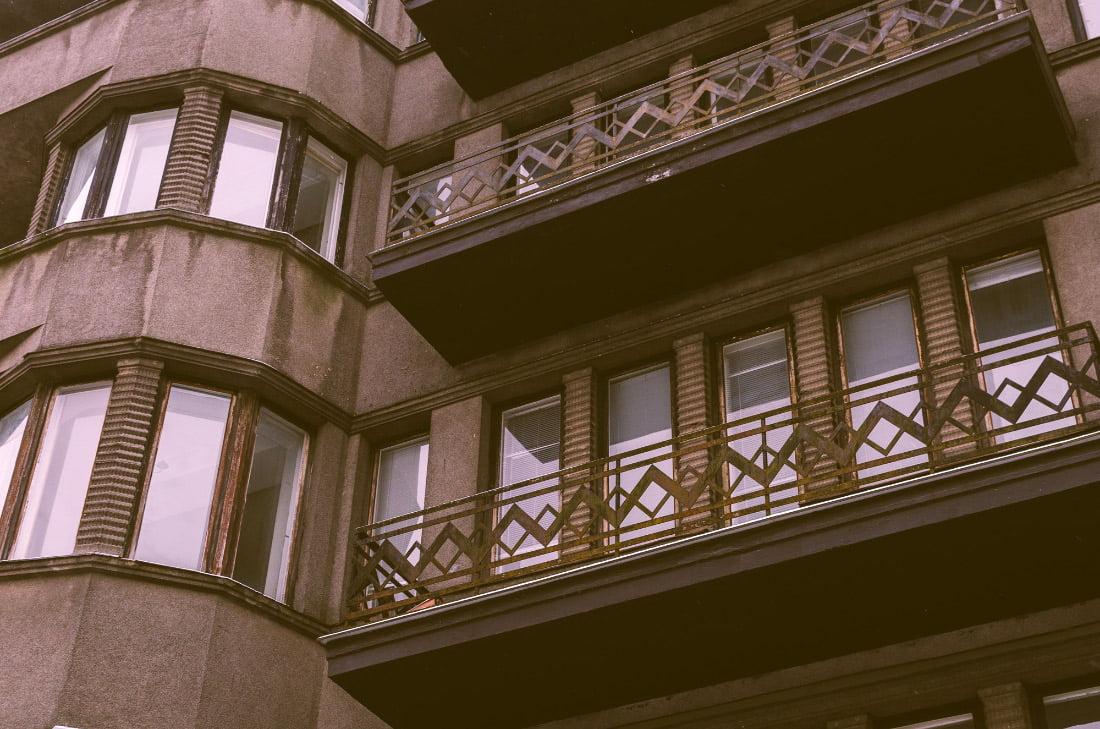 """""""Pažangos"""" rūmai. Manto Matulionio nuotr."""