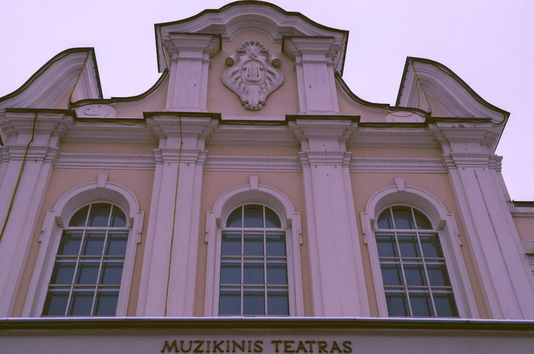 Kauno valstybinis muzikinis teatras. Manto Matulionio nuotr.