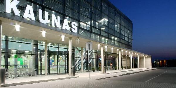 Kauno oro uosto nuotr.
