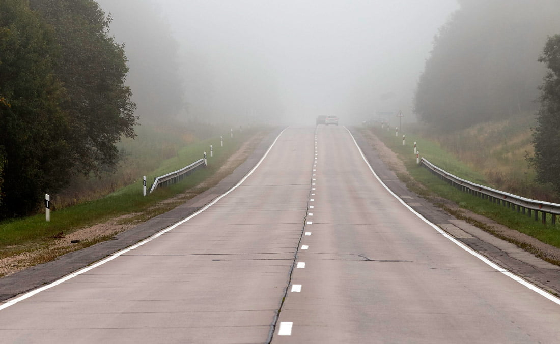 Kelias Vilnius-Utena.