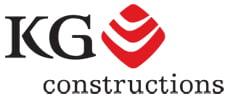 kg construction logo
