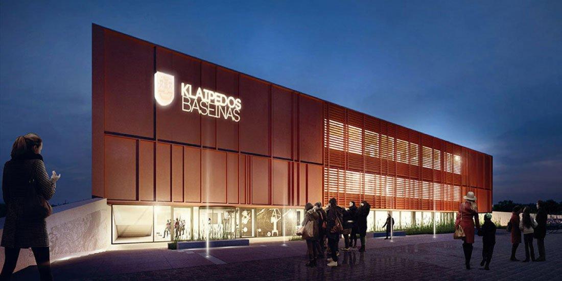 """Olandijos kompanijos """"Slangen + Koenis architects"""" ir Lietuvos architektų biuro """"Cloud architektai"""" vizualizacijos."""