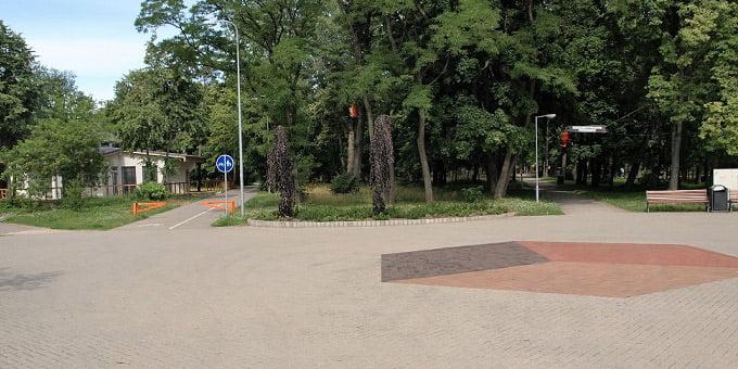 Poilsio parkas. Klaipėdos savivaldybės nuotr.