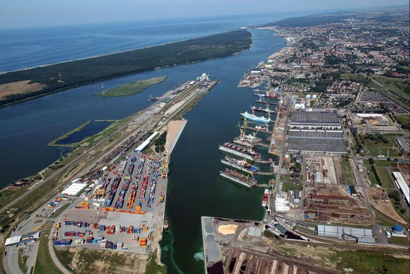 Klaipėdos uostas ruošiamas didelio masto plėtrai.