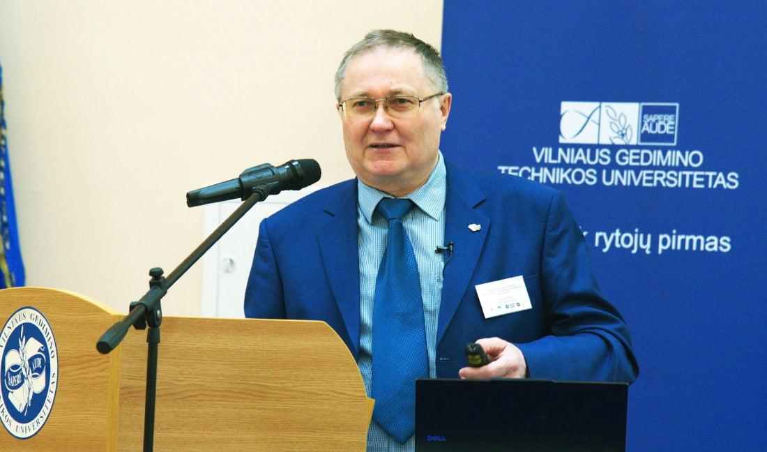 Juozas Antanaitis. Alekso Jauniaus nuotr.