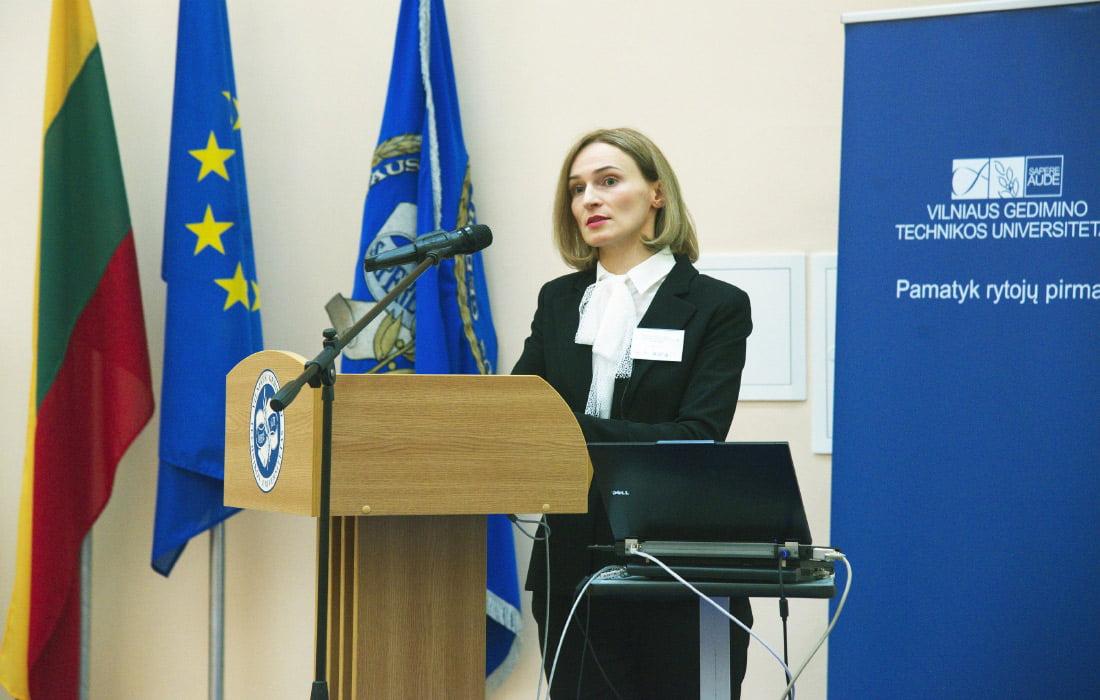 Tatjana Vilutienė. Alekso Jauniaus nuotr.