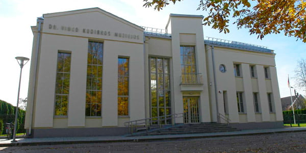 Vinco Kudirkos muziejus. LNM nuotr.