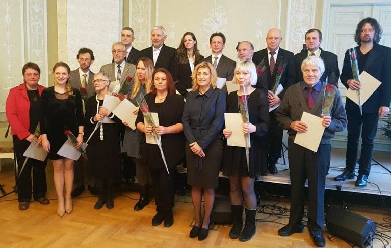 kulturos ministerijos premija
