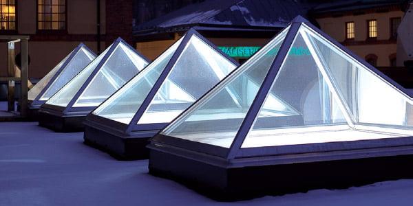 natūralios šviesos sistemos