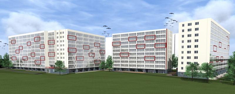 naujos statybos butų kainos