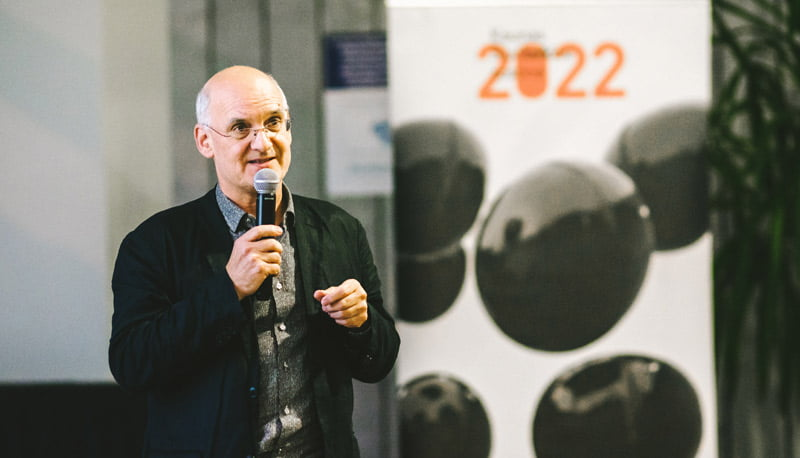 "Lewis Biggs, ""Kaunas 2022"""