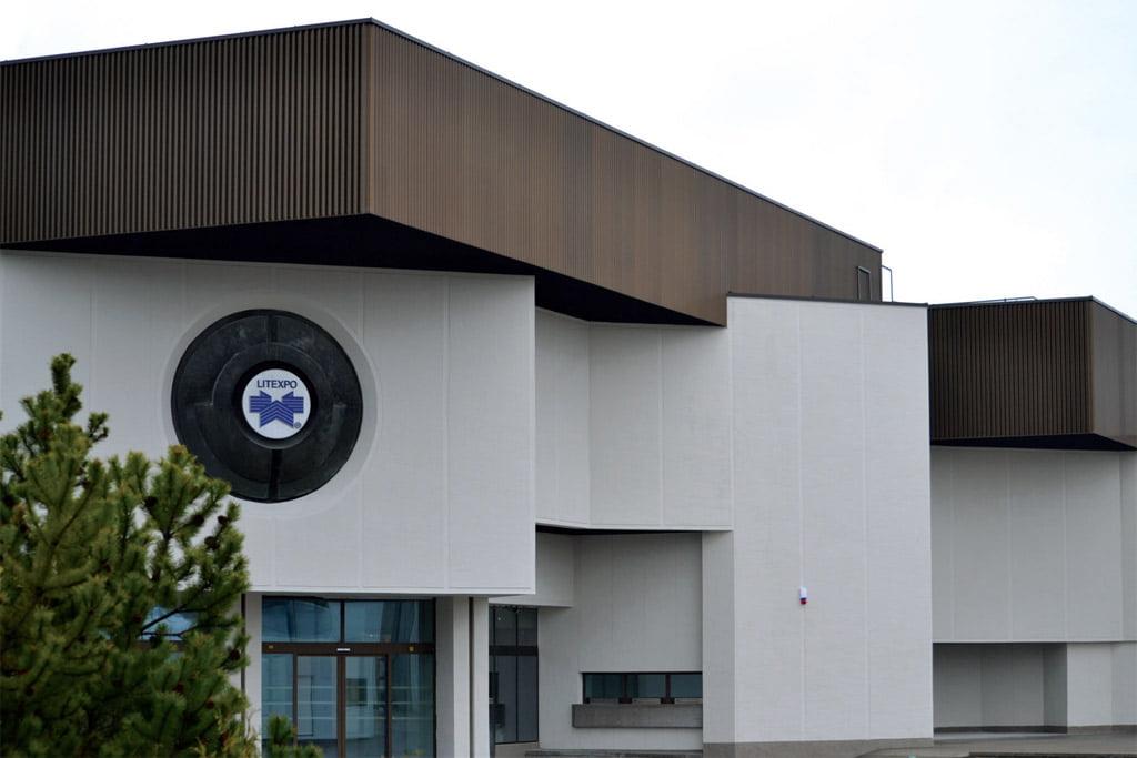 """1980-aisiais statyti didžiausio Lietuvoje parodų ir kongresų centro """"Litexpo"""" Centriniai rūmai iki šiol kantriai laukė renovacijos valandos."""