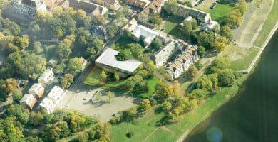 Muziejaus projekto autorius – architektas Gintautas Natkevičius.
