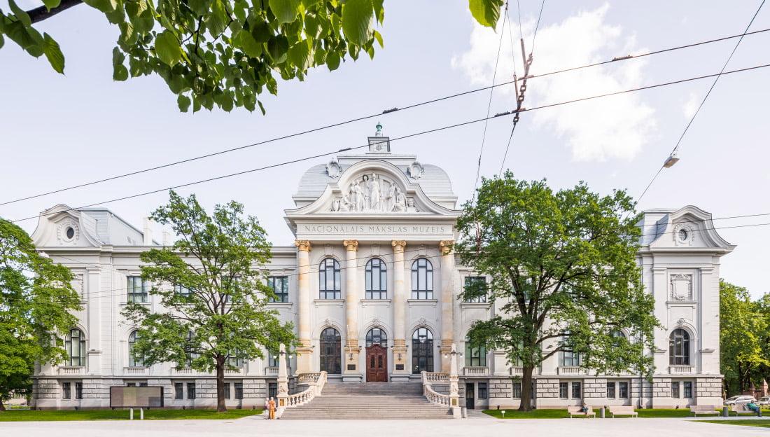 Latvijos nacionalinis meno muziejus