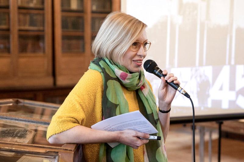 Doc. Marija Drėmaitė. Organizatorių nuotr.