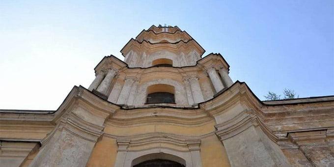 Šv. Mergelės Marijos Ramintojos bažnyčia. Vidaus reikalų ministerijos nuotr.