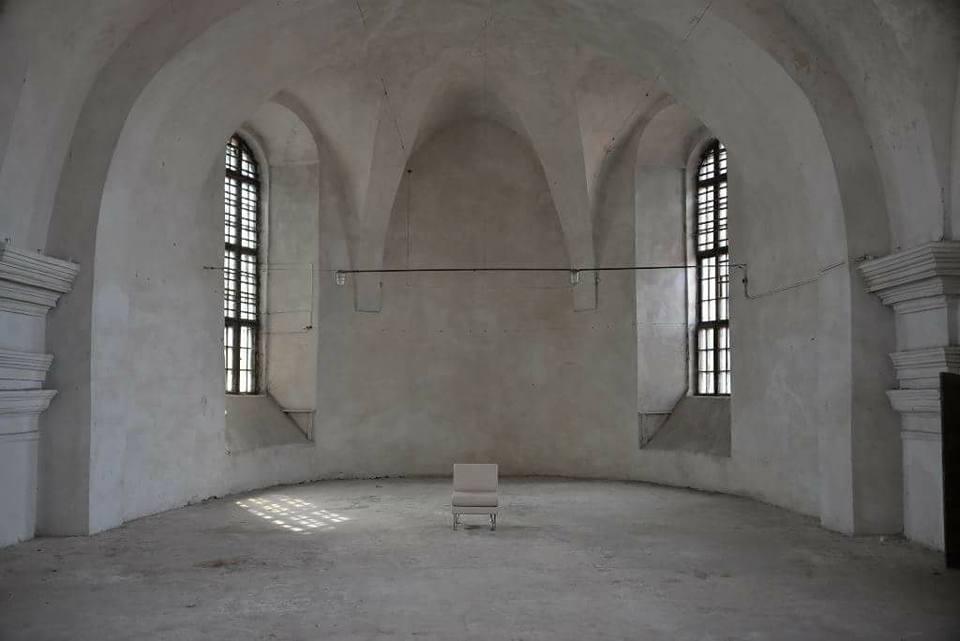 Šv. Mergelės Marijos Ramintojos bažnyčia.