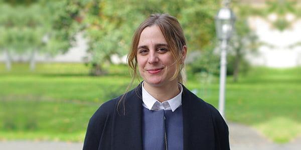 Marina Verzier Otero (Viešųjų erdvių kongreso nuotr.)