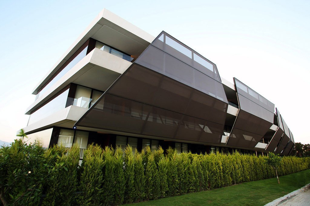 """MiCosta"" viešbutis. ""Dilekci Architects"", Turkija."