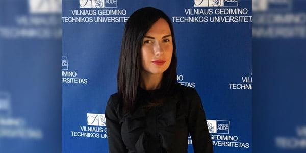LJMS pirmininkė dr. Milena Medineckienė.<br>LJMS nuotr.
