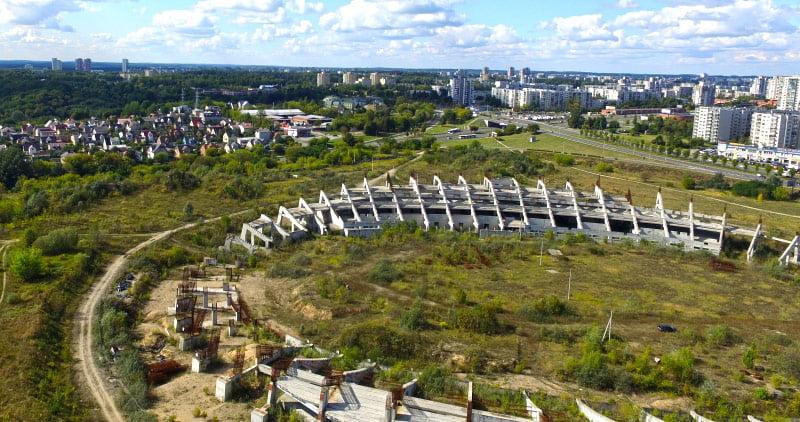nacionalinio futbolo stadiono