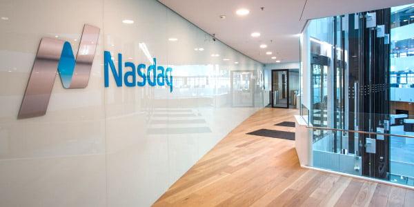 """""""Nasdaq"""" biuras užima 2 aukštus. Andriaus Ufarto / BFL nuotraukos"""