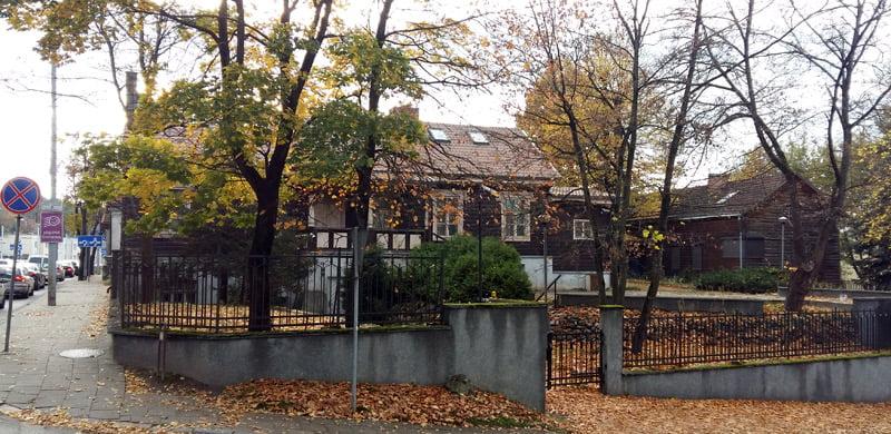 Administracinių pastatų kompleksas Antakalnyje, Vilniuje. Turto banko nuotr.