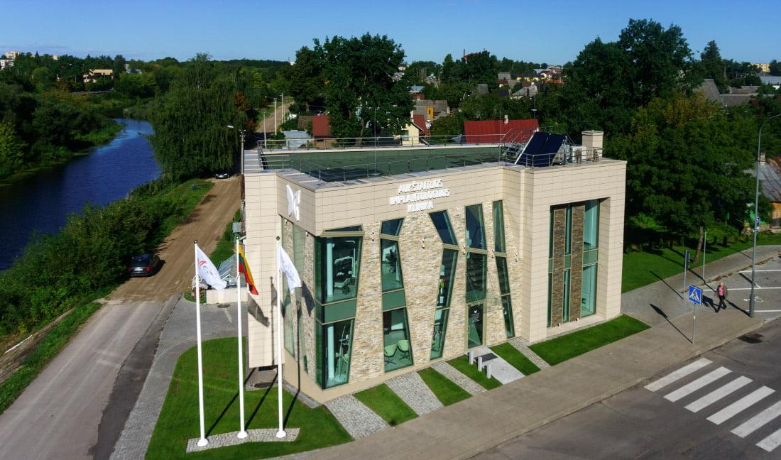 A+ klasės odontologijos klinika Panevėžyje. Andriaus Repšio nuotr.