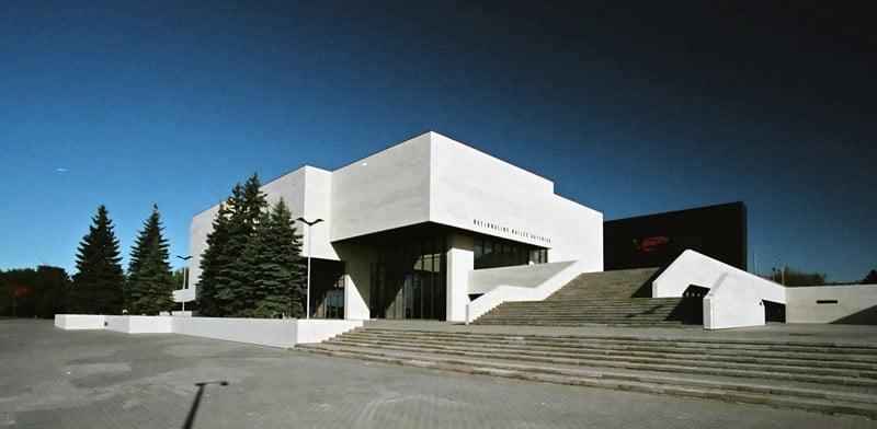 """Nacionalinė dailės galerija. """"Open House Vilnius"""" nuotr."""