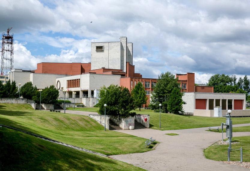 Panevėžio Bendruomenių rūmai.