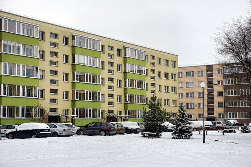 butų kainos