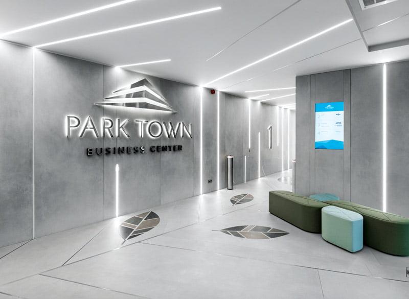 park town interjeras
