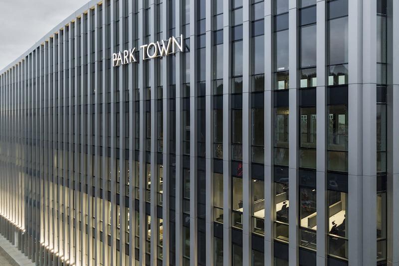 """""""Park Town"""". """"MG Valdos"""" nuotr."""