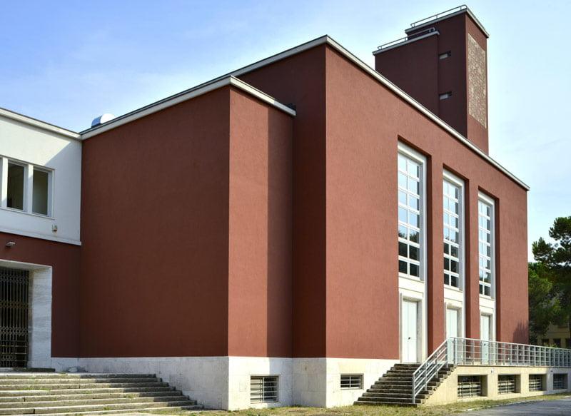 pokario architektūros