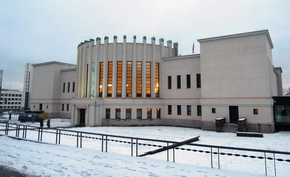 Po dešimtmečio rekonstrukcijų visuomenei duris atvėrė Nacionalinis M. K.Čiurlionio dailės muziejus Kaune.
