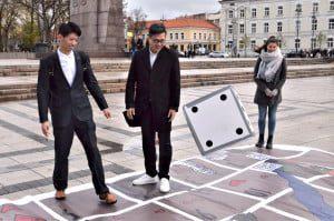 "Intervencija: ""Play Vilnius"""