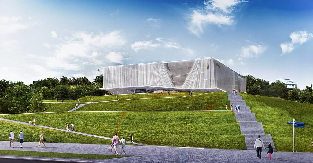 Nacionalinės koncertų salės