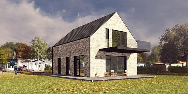 Energetiškai efektyvaus namo statyba