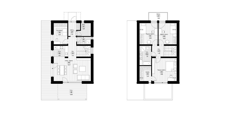 projektas pius namas 9